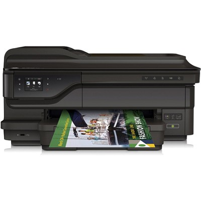 Officejet 7612 Wide Format e-All-in-One Printer