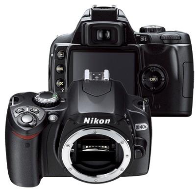 D40x Digital SLR Camera (Body Only)