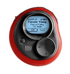 S30S Portable Digital 64MB MP3 Player with FM Tuner