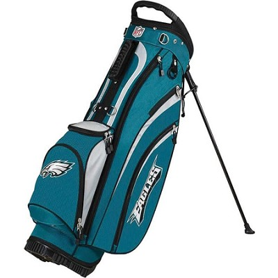 NFL Philadelphia Eagles Golf Carry Bag