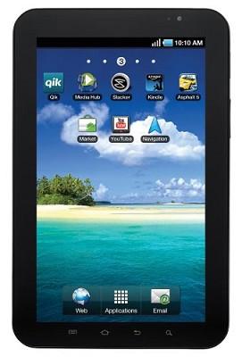 Galaxy Tab (Sprint) Android 2.2, Froyo  Unlocked Refurbished 90 Day warranty