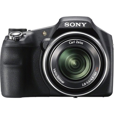 Cyber-shot DSC-HX200V 18.2 MP Exmor R CMOS Digital  30x Optical - OPEN BOX