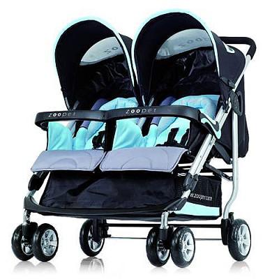 Tango Stroller (Sky Blue) - OPEN BOX