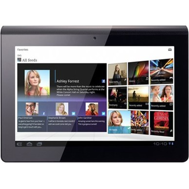 16 GB Tablet S with Wifi  - OPEN BOX