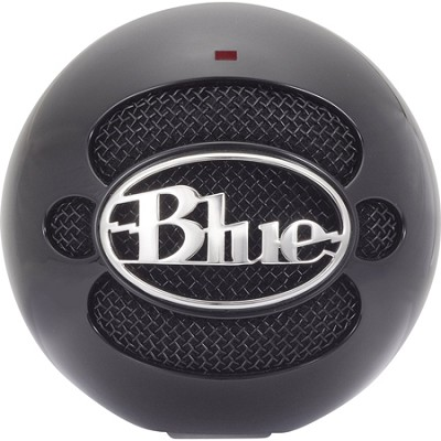 Snowball USB Microphone - Gloss Black