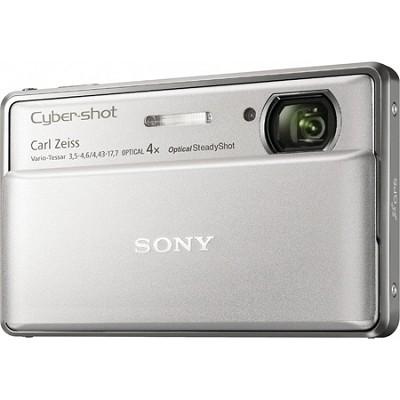 Cyber-shot DSC-TX100V Silver Digital Camera