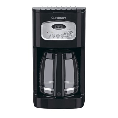 DCC-1100 12-Cup Programmable Coffeemaker - Factory Refurbished