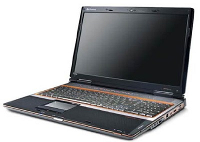 P-7809U FX Edition 17 inch Notebook