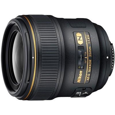 2198 AF-S NIKKOR 35mm f1.4G Lens - OPEN BOX