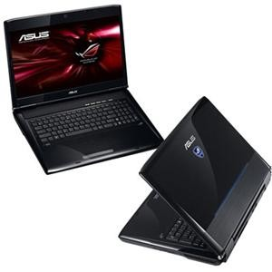 G72GX-A1 17.3 Inch Gaming Laptop (Windows 7 Home Premium)