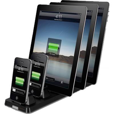 InCharge X5 Docking Station for iPod/iPhone/iPad - Black