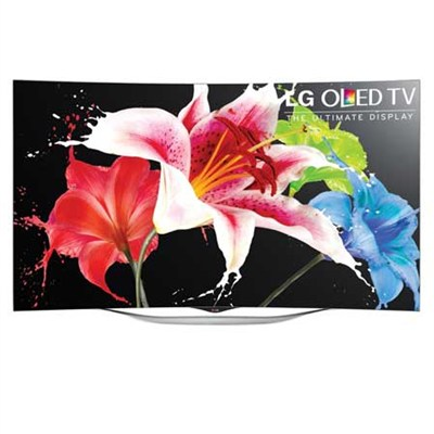 55EC9300 - 55-Inch 1080p Smart 3D Curved OLED TV - OPEN BOX