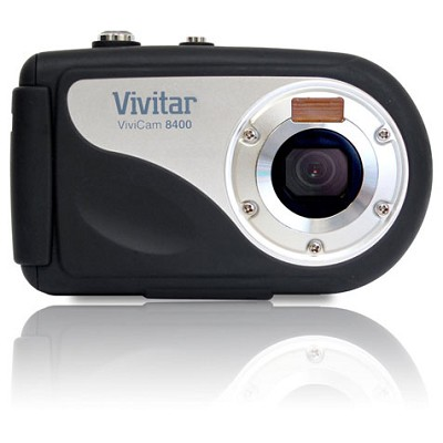 Vivicam V8400 Digital Camera (Black)