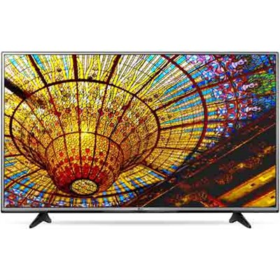 65UH6030 - 65-Inch 4K Ultra HD Smart LED TV w/ webOS 3.0 - OPEN BOX