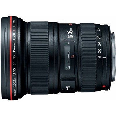 EF 16-35mm f/2.8L II USM Ultra Wide Angle Zoom Lens