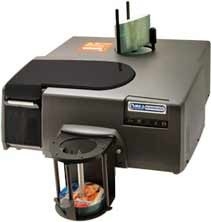 MX1 - Blu-ray 100-disc publisher - 1 Drive BD/DVD/CD dup/printer w/Sep Inks CMYK