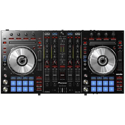 DDJ-SX Performance DJ Controller for Serato DJ Software