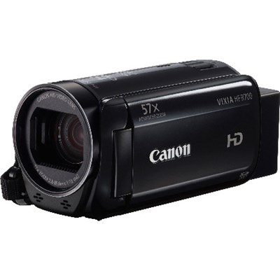 VIXIA HF R700 Full HD Black Camcorder with 57x Advanced Zoom Refurbished