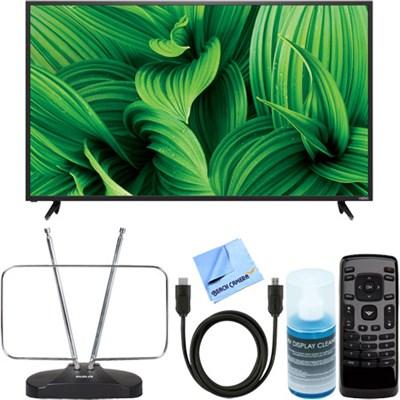 D55n-E2 D-Series 55` Full Array LED TV + HDTV Antenna & TV Accessory Kit