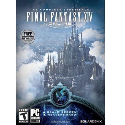 Final Fantasy XIV Bndl LE PC