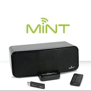 Studio Wireless PC/Mac Speaker with iPod/iPhone Dock (Black)