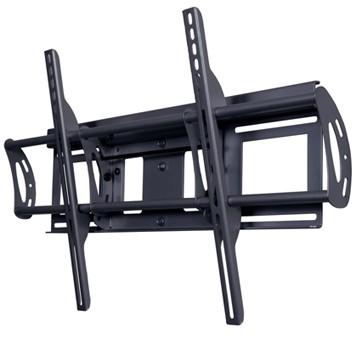 Flat + Tilt Wall Mount (Black) for Flat Panel TVs