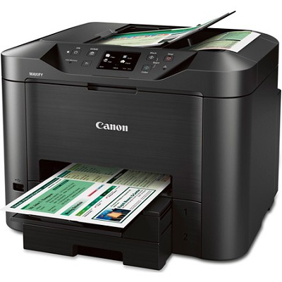 MAXIFY MB5320 Home Office Wireless Color Inkjet Photo Printer Scanner Copier Fax
