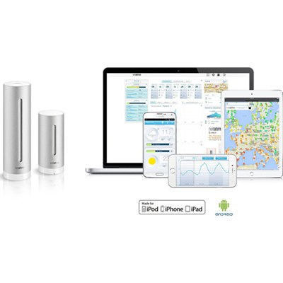 Weather Station for iOS and Android Smartphones - NWS01-US - OPEN BOX