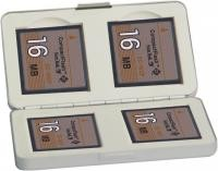 Compact Flash 4 Memory Card Holder  {Di Holder 6}