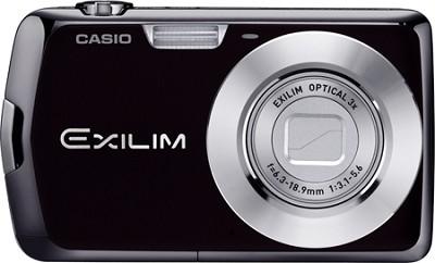 Exilim S5 10MP 2.7` LCD Digital Camera (Black)
