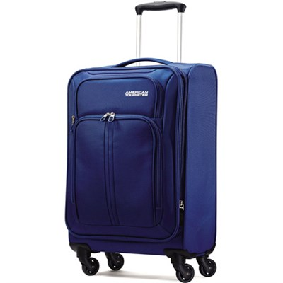 Splash Spin LTE 20` Blue Spinner Luggage - OPEN BOX
