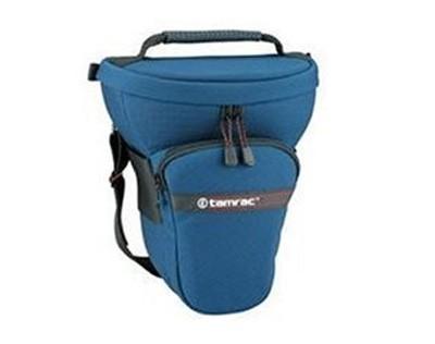 517 Tele-Zoom Pak Holster Bag for Digital SLR w/ Lens upto 7.5 inch Forest Green