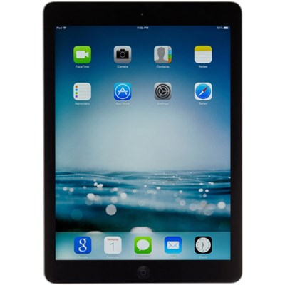 iPad Air MD787LL/A (64GB, Wi-Fi, Space Gray) (Certified Refurbished)