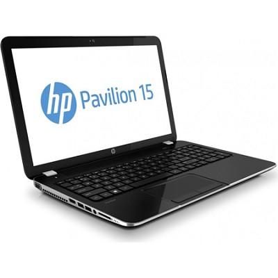 Pavilion 15-e021nr 15.6` HD LED  - Intel Core i3-3110M Processor - REFURBISHED