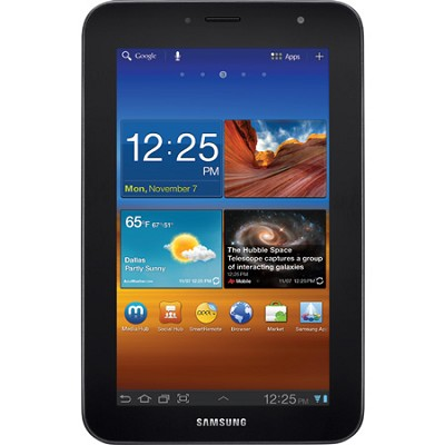 Galaxy Tab 7.0` Plus 16 GB with Wi-Fi - OPEN BOX