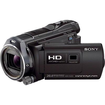 HDR-PJ650V 32GB Full HD Camcorder 20.4 MP stills with Projector