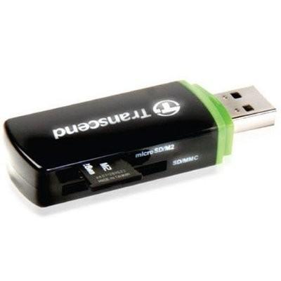 TS-RDP5K 9-in-1 USB 2.0 Flash Memory Card Reader