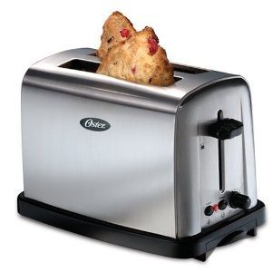 6325 2-Slice Toaster, Brushed Stainless Steel