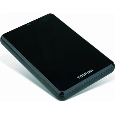 Canvio 2.0 750GB Portable Hard Drive in Black