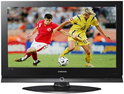 LN-S4092D 40` High Definition LCD TV w/ ATSC Tuner, 2 HDMI inputs, Gaming Mode