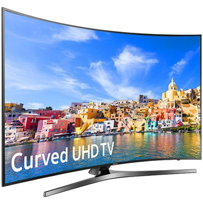 UN49KU7500 - 49-Inch Curved 4K UHD TV