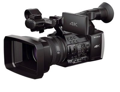 FDR-AX1 Digital 4K Video Camera Recorder