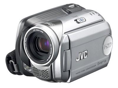 GZMG21 20GB HDD Digital Media Camcorder with 32x Optical Zoom Refurbished