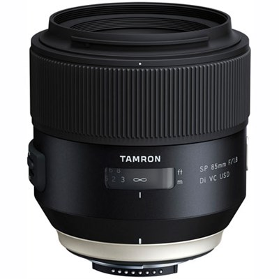 SP 85mm f1.8 Di VC USD Lens for Sony A-Mount (F016)