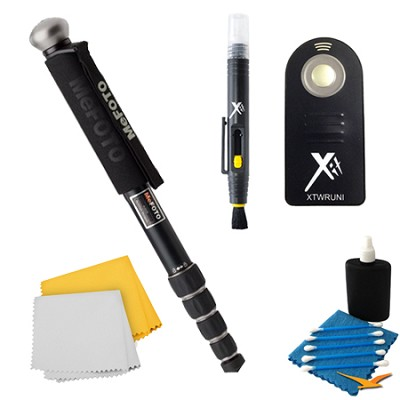 WalkAbout Titanium Monopod Accessory Kit
