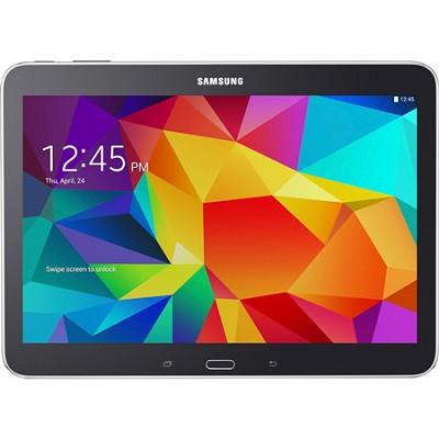 Galaxy Tab 4 Black 16GB 10.1` Tablet - 1.2 GHz Quad Core, Android 4.4 - OPEN BOX