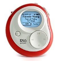 S35S 128 MB Sports MP3/WMA/FM Player