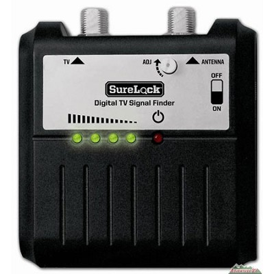 SureLock Digital TV Signal Meter - SL1000