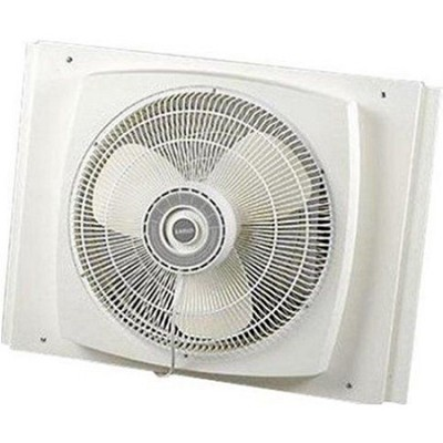 2155A - Electrically Reversible Window Fan, 16 Inches