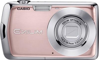 Exilim S5 10MP 2.7` LCD Digital Camera (Soft Pink)